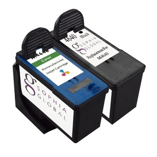 Sophia Global Dell M4640 and M4646 Remanufactured 2-piece Ink Cartridge Replacement Set