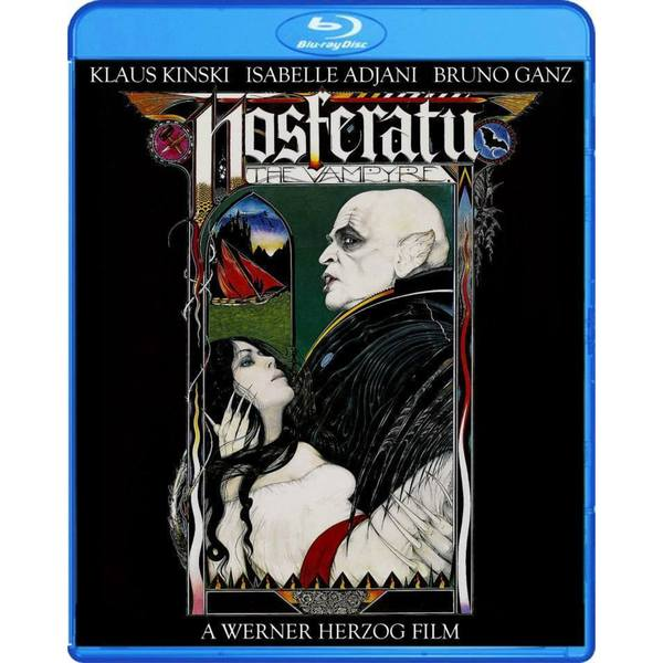 Nosferatu The Vampyre (Blu-ray Disc) 12487498
