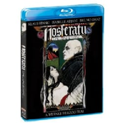 Nosferatu The Vampyre (Blu-ray Disc)