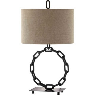Clifton Metal Chain 1-light Table Lamp