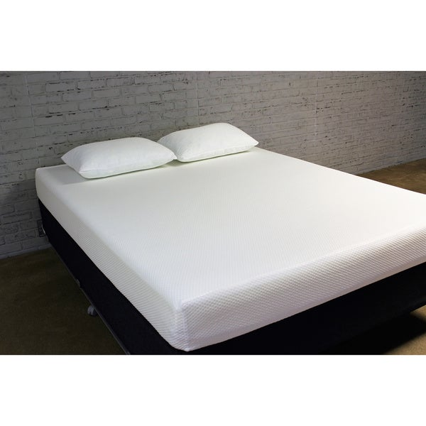 Icon Sleep Cool Tencel 8-inch Twin-size Gel Memory Foam Mattress