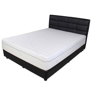Icon Sleep Cool Tencel 11-inch Queen-size Gel Memory Foam Mattress