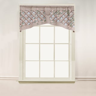 Island Retreat 19-inch Window Valance