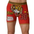 Ed Hardy Men's 'Tiger' Tan Vintage Boxer Briefs