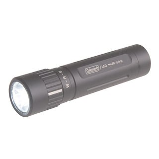 Coleman Multicolor LED Flashlight