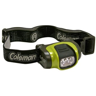 Coleman Multicolor LED Headlamp