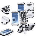 BasAcc TUFF Hybrid Stand Case for Samsung Galaxy S3