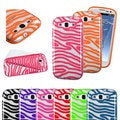 BasAcc Transparent Zebra Case for Samsung Galaxy S3