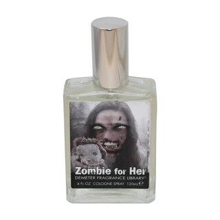 Demeter Zombie For Her Women's 4-ounce Cologne Spray (Unboxed)