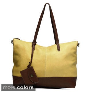 Lucky Brand Lamba Leather Setauket Tote
