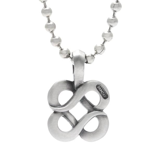 Bico Australia Unbounded Hearts Pendant Necklace