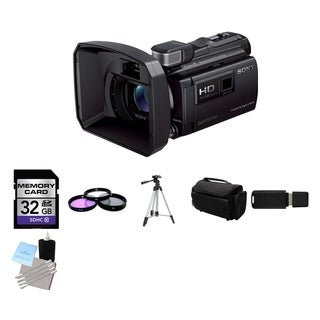 Sony 96GB HDR-PJ790 HD Handycam with Projector Bundle