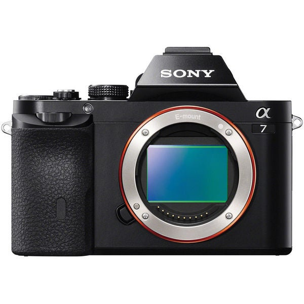 Sony Alpha a7 Full Frame Mirrorless Digital Camera Body
