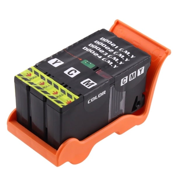 INSTEN Dell 21/ 22/ 23/ 24 Compatible Color Inkjet Cartridge