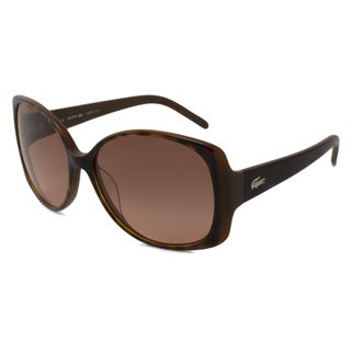 Lacoste Women's L622S Rectangular Sunglasses