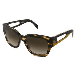 Fendi Women's FS5276 Rectangular Sunglasses