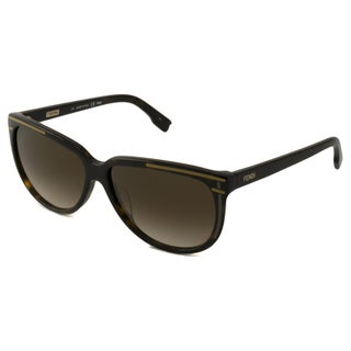 Fendi Women's FS5279 Rectangular Sunglasses