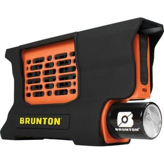 Brunton Hydrogen Reactor Portable Fuel Cell with USB Output - Orange