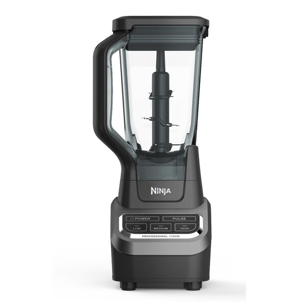 Ninja BL610 Black 1000-watt Professional Blender Ninja Professional Blender 1100 Watts