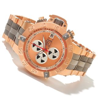 Invicta Men's Slightly Blemished 'Subaqua Noma III' Chronograph Watch