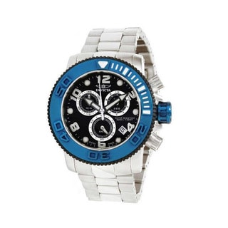 Invicta Men's BM-IN12534 Slightly Blemished 'Sea Hunter' Chrono Steel Watch