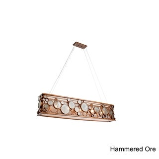 Varaluz Fascination 5-light Linear Pendant