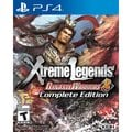 PS4 - Dynasty Warriors 8: Xtreme Legends Complete Edition