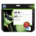 HP 60 Ink Cartridge Content Value Pack