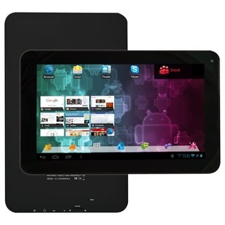 "Visual Land Connect 9 VL-109-8GB-BLK 8 GB Tablet - 9"" - ARM Cortex A8"