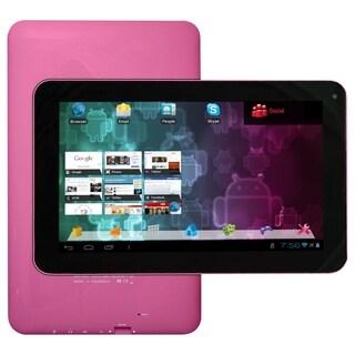 "Visual Land Connect 9 VL-109-8GB-PNK 8 GB Tablet - 9"" - Wireless LAN"