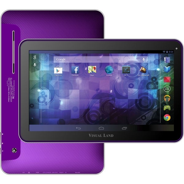Visual Land Prestige Pro 10D ME-110-D-16GB-PRP 16 GB Tablet - 10.1