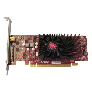 Jaton VIDEO-PX369-QUAD Radeon HD 6570 Graphic Card - 1 GB DDR3 SDRAM