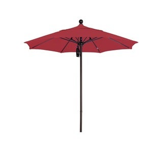 Commercial Quality 7.5-foot Aluminum Umbrella with Sunbrella Fabric