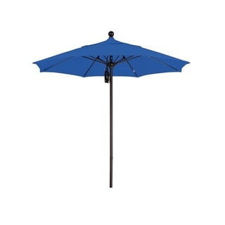 Commercial Grade 7.5-foot Umbrella with Sunbrella Fabric