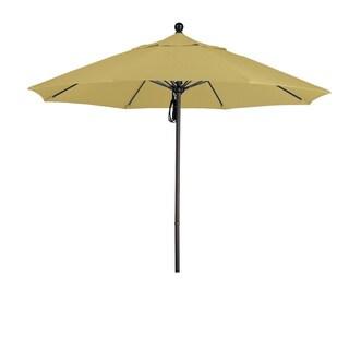 Lauren & Company Commercial Quality 9.5-foot Aluminum Umbrella with Sunbrella Fabric