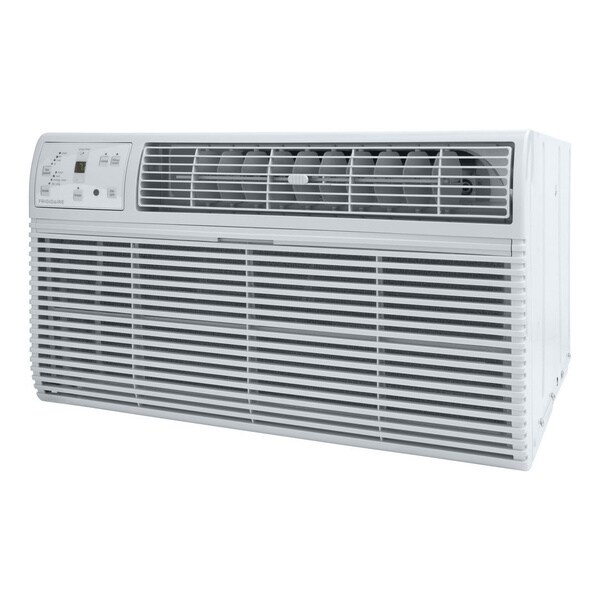 Frigidaire FRA14EHT2 14,000 BTU Heat/Cool Thru-the-Wall Air Conditioner 230V with Remote (Refurbished)