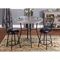 3-piece Seneca Adjustable Height Dining Set