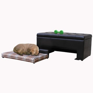 Four-in-One Pet Center Ottoman