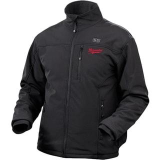 'Milwaukee' Black Cordless Heated Jacket (Large)