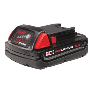 Milwaukee Tool 48-11-1820 M18 REDLITHIUM 2.0 Compact Battery Pack