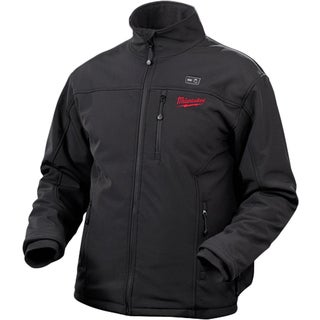 'Milwaukee' Black Cordless Heated Jacket (Medium)