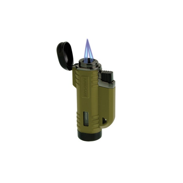 Turboflame Twin Jet V Flame Lighter