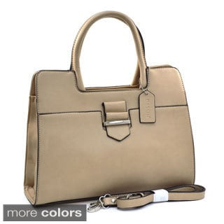 Dasein Briefcase Style Structured Satchel