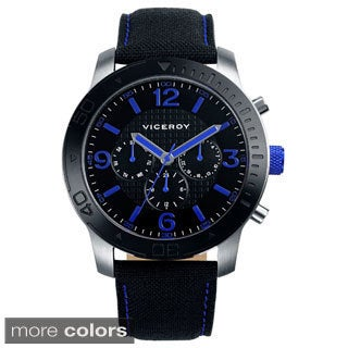 Viceroy Men's Day/ Date/ 24 Hour Watch