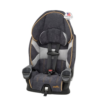 Evenflo Maestro Booster Car Seat in Goldenrod
