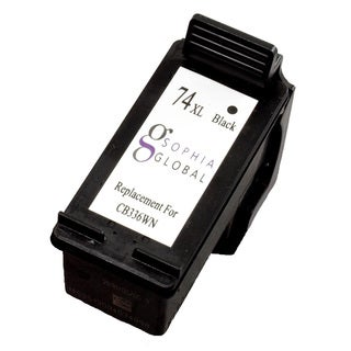 Sophia Global HP 74XL Remanufactured Black Ink Cartridge Replacement