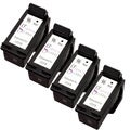 Sophia Global HP 96 Remanufactured Black Ink Cartridge Replacements (Pack of 4)