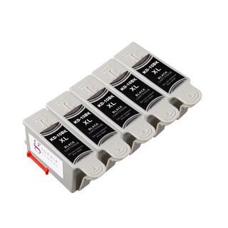 Sophia Global Kodak 10XL Compatible Black Ink Cartridge Replacements (Pack of 5)