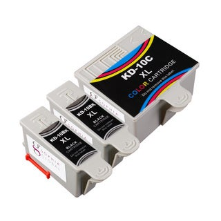 Sophia Global Kodak 10XL Compatible 3-piece Ink Cartridge Replacement Set
