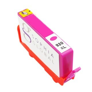 Sophia Global HP 920XL Remanufactured Magenta Ink Cartridge Replacement